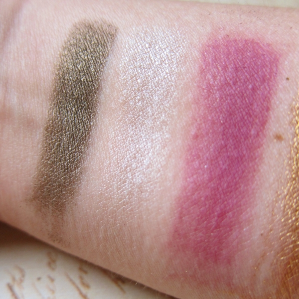 Bare Minerals - The September Issue Palette - Couture, Silhouette, Statement
