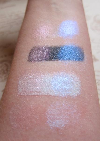 Darling Girl Cosmetics: Rainbow Brite and Buddy Blue