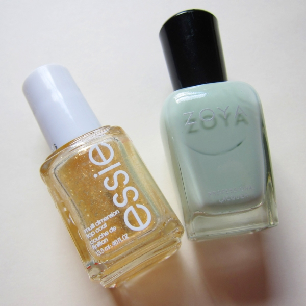 Essie As Gold As It Gets, Zoya Neely