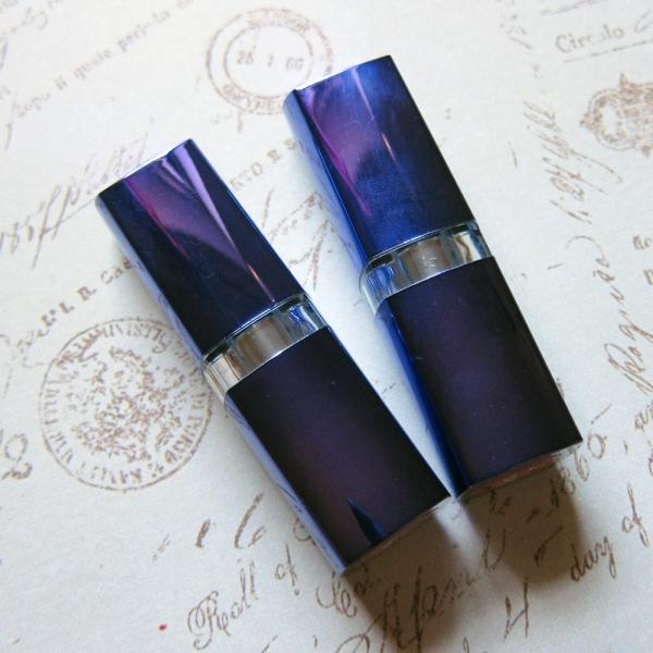 Rimmel Moisture Renew Lipstick – 520 Violet Pop, 900 Red Alert