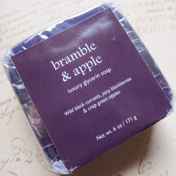 Paintbox Soapworks Bramble & Apple Soap