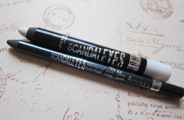 Rimmel London Scandal Eyes Pencils