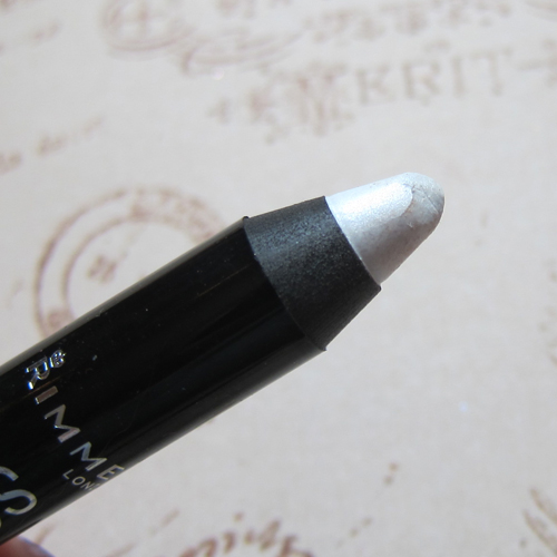 Rimmel London Scandal Eyes Eyeshadow Pencil: Witness White