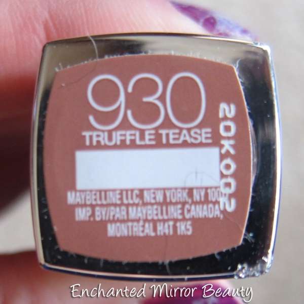 Maybelline ColorSensational The Buffs