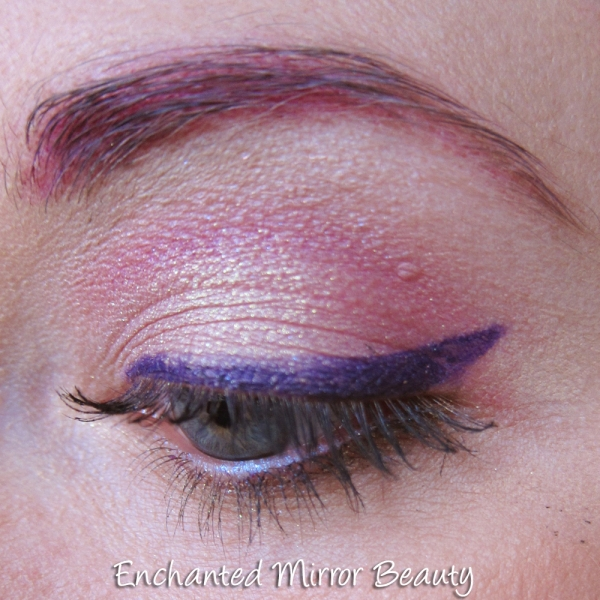 EOTD with Darling Girl Cosmetics + Eyeko