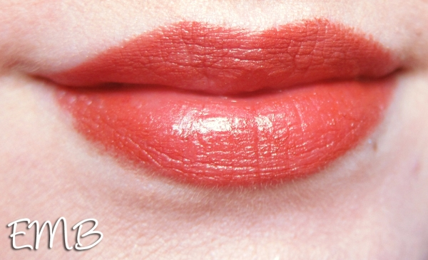 Be Conscious Cosmetics - Poppy Lipstick