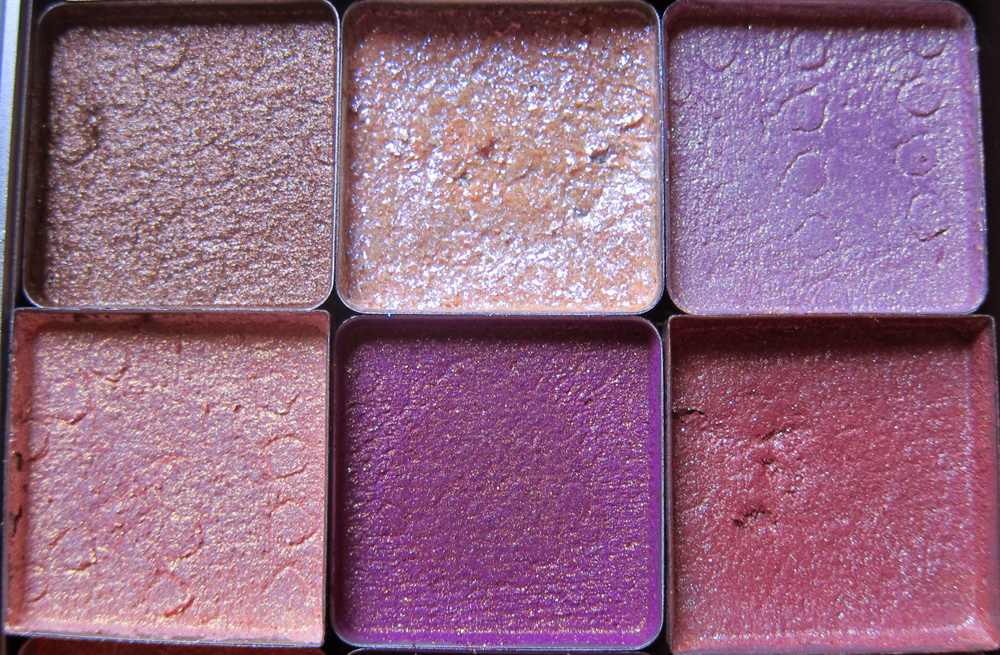 Adventures in Eyeshadow Pressing | The Enchanted Mirror