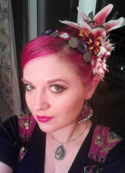 AOTB Post: Performance Hair/Makeup