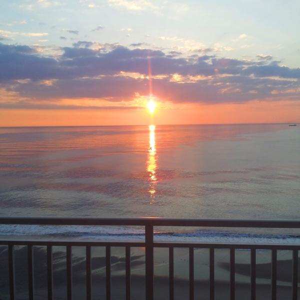 AOTB Post: Sunrise