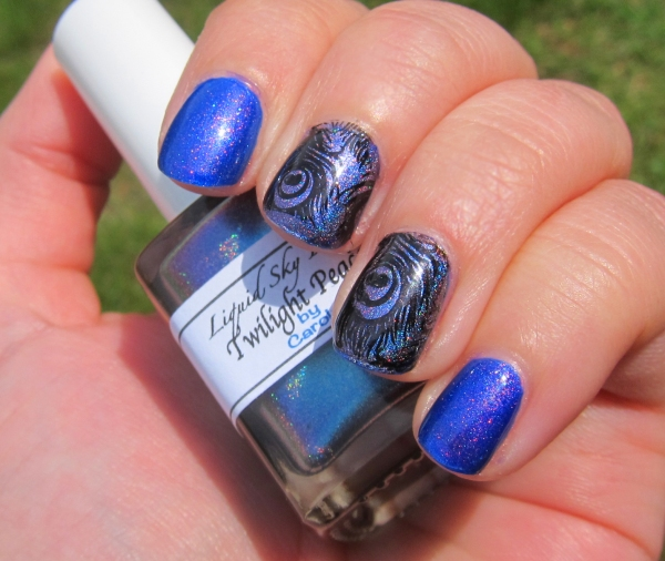 Peacock Stamping