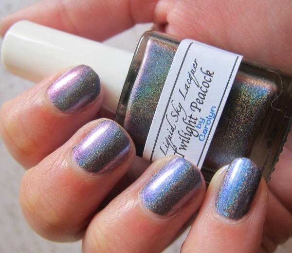 Liquid Sky Lacquer - Twilight Peacock