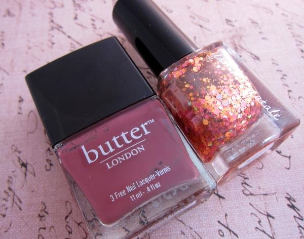 Butter London + Femme Fatale Mani