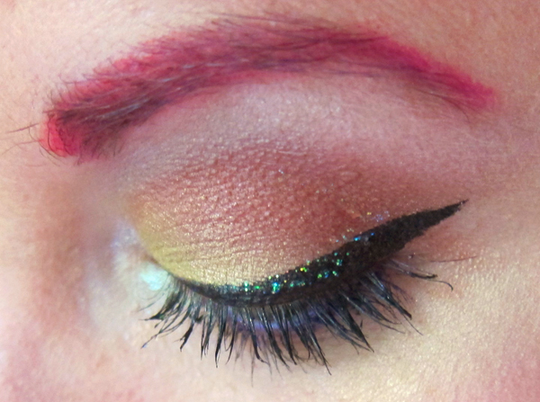 Look #1 Using Aromaleigh Dryades