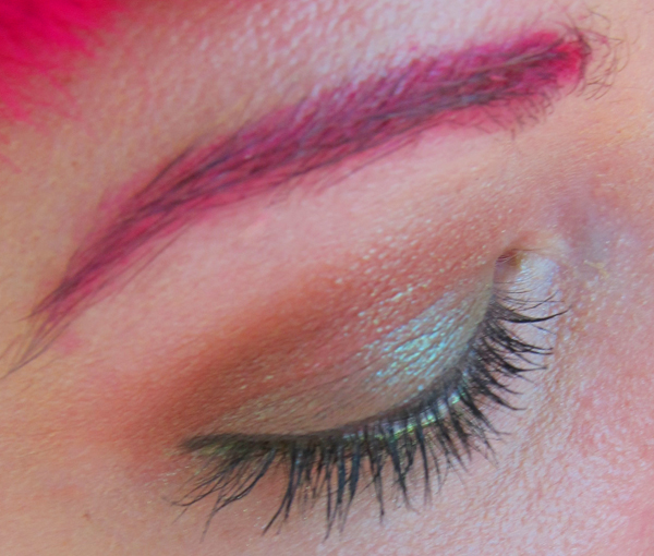 Look #2 Using Aromaleigh Dryades