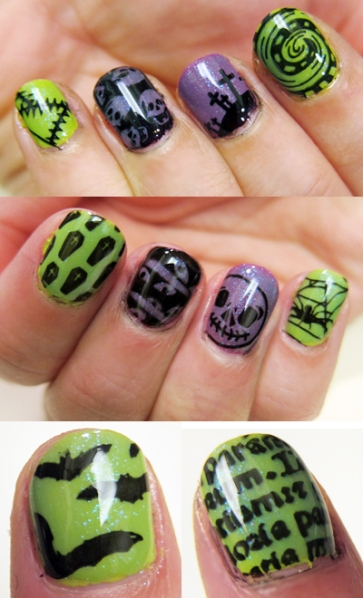Witchipoo Manicure