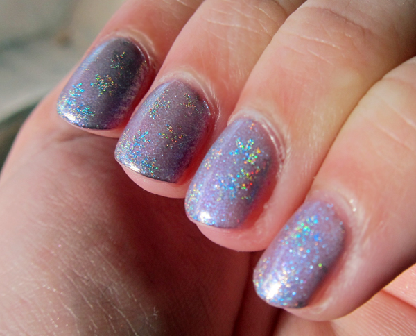 Digital Nails: Nox Stamping