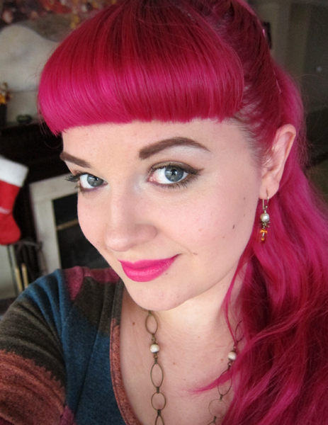 Too Faced Melted Lipstick - Melted Fuchsia