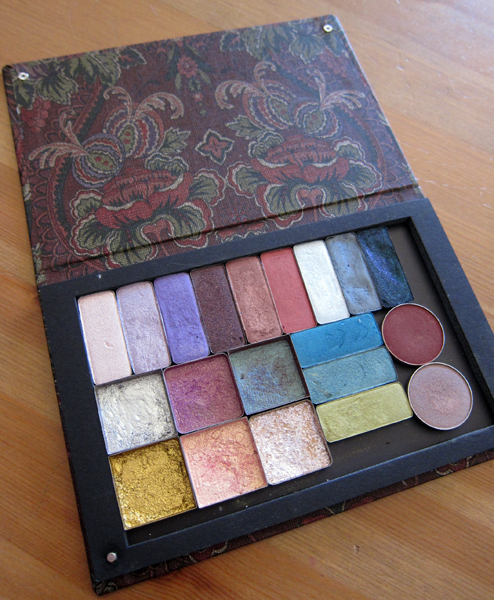 Anothersoul Palette featuring colorful shades