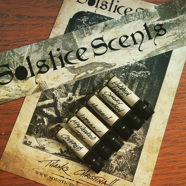 Solstice Scents, Part 2