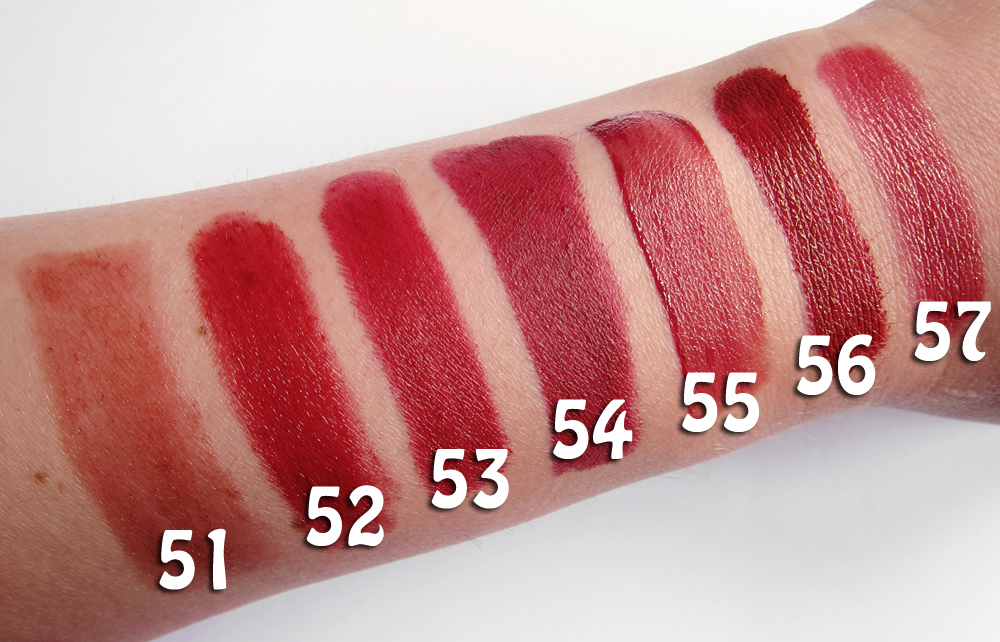 My Lipstick Library The Enchanted Mirror