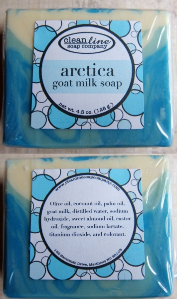 Arctica Goat Milk Soap